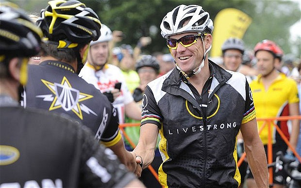 armstrong livestrong